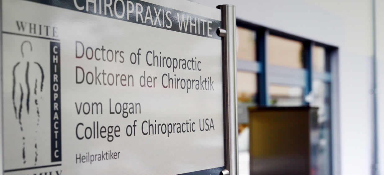 Foto Chiropraxis White